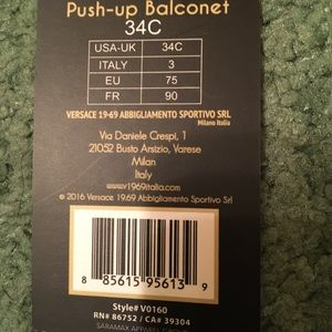 Intimates & Sleepwear - Push-Up Balconet Bra